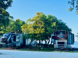 RV Site in Navarre, FL